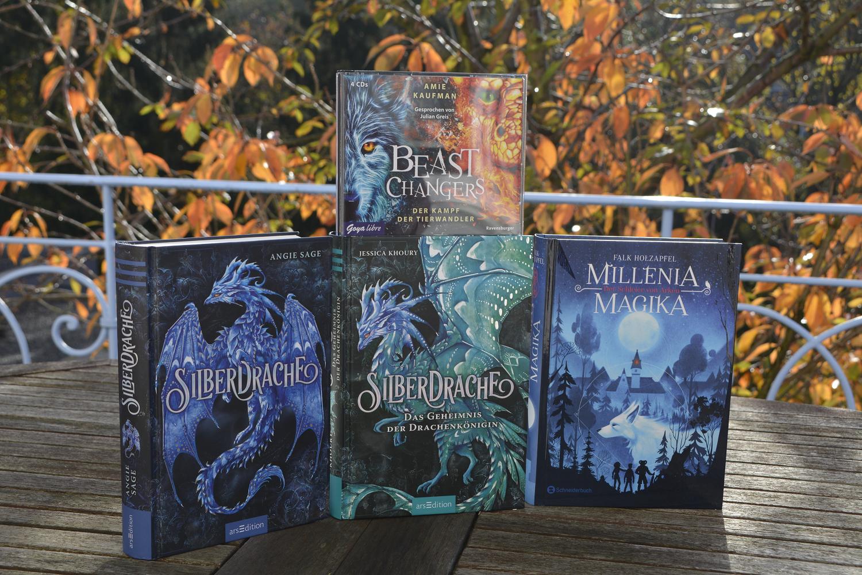 Fantasygeschichten für junge Leser