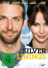 Silver Linings: Amazon.de: Jennifer Lawrence, Bradley Cooper, Robert De  Niro, Matthew Quick, Danny Elfman, David O. Russell, Jennifer Lawrence,  Bradley Cooper: DVD & Blu-ray